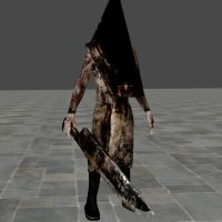 SH DOWNPUR PYRAMID HEAD ORIGINAL BONES by Oo-FiL-oO