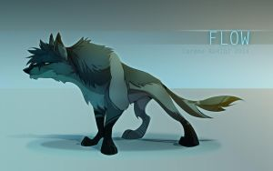 Flow the Wolf by Dragibuz
