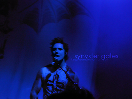 Synyster Gates I by Kezzi-Rose
