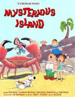 Mysterious Island by Gulliver63