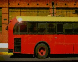 bus by ChaelMontgomery