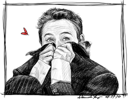 RDJ - Sketch by nitefise