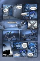 colur: Chapter 1 Page 1 by Saber-Cow