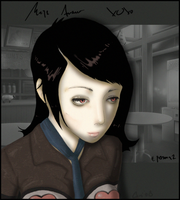 persona 2 - maya amano by deadtwin