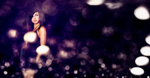 LIGHTS Facebook Cover Page Baner by AutumnVisionary