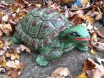 Turtle statue 1 by AnaturalBeauty