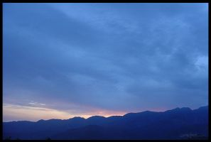 Shogran evening by atifghauri