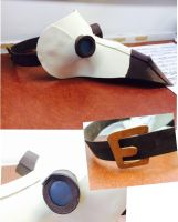 TF2 Blighted Beak Mask (Actually Finished Now.) by ElephantTea