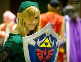 Link by Redemtion13-cosplay
