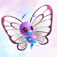 012 - Butterfree by TsaoShin