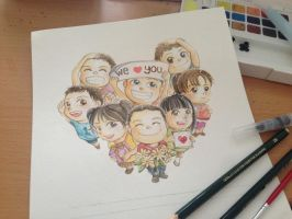 we love you by yehachan