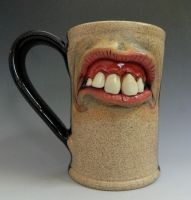 New Dental Mugs for sale on Etsy by thebigduluth