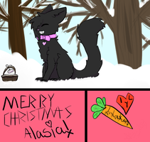 Merry Christmas 2013 by AnamayCat