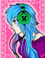 Creeper tunes by Blue-Fayt
