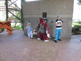 A-Kon 23: Pokemon shoot: Gen 3 by Inept-Evil-Genius