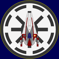 V-Wing on Logo by captshade