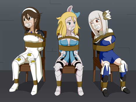 Commission: Bravely Bound by imightbemick