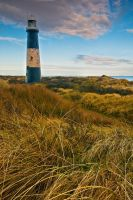 Light on the Dunes by taffmeister