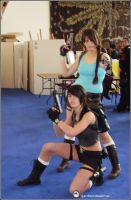 Asianim 2009 - Lara Croft by Elyan-Dreams
