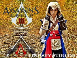 Assassin's Creed III- Lindsey Stirling by Kelrisa