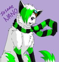 Art-trade Insane Nano by hakura-lives