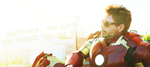 Ironman Header by LadyLovelace