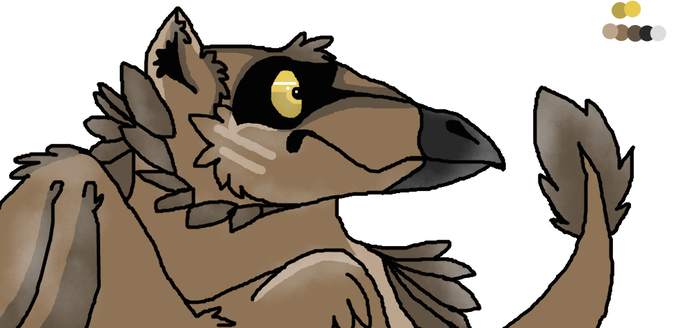 Oh boi, Another birb? What kind of birb? by BananaCorpse