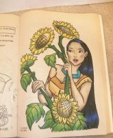Pocahontas- Coloring Book by nixxitheposEur