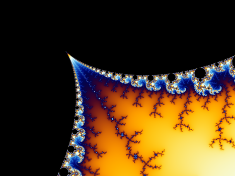 mandelbrot's set 2 step 3. by e-mc3