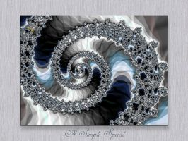 A Simple Spiral by ArtistInWaiting