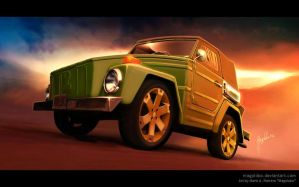 Volkswagen 181 SAFARI by Magolobo