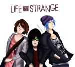 Life is Strange by shaniitica