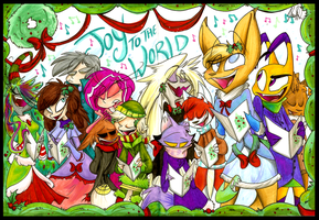 Joy To The World by VivzMind