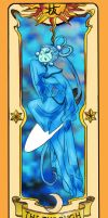 Clow Card The Through by inuebony