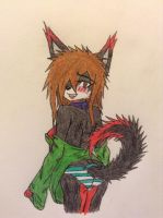 Furry Me Diff Style by yatame-chan