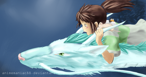 Spirited Away 02 by animemaniac88