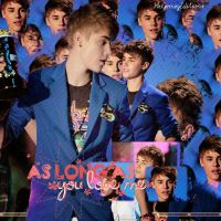 Blend Justin  Bieber #1 by VicGomezEditions