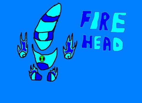 Firehead by uncoolboy