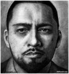 Rey Gallegos as Carlos Acosta - Gang Related by Doctor-Pencil