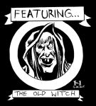 The Old Witch by IanJMiller