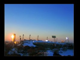 olympiastadion by atyclb