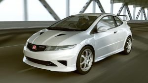 Honda 2010 Civic Type-R Mugen by melkorius