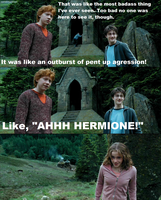 AVPM - AHH HERMIONE by Sar-FanGirl