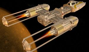 Y-wing by zanidip