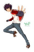 Air Gear Ikki request by yopakfu