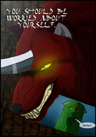 Wolf Song Page 33 by ShroudofShadows