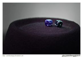 Day 141: Cubic Friends by CatoKusanagi
