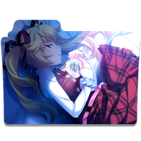 Grisaia No ... (11) Folder Icon by TpaBoOkyP