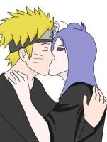 naruto X konan request by artlover145