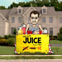 Canucks in the Summer - Detail 1 - Juice by Bleezer